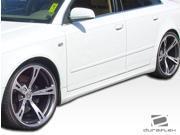 2006-2008 Audi A4 Duraflex CR-C Side Skirts 107166