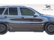 2000-2006 BMW X5 E53 Duraflex CSL Look Side Skirts 106040