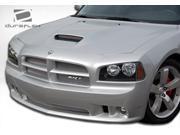 2006-2010 Dodge Charger Duraflex SRT Look Hood 104773