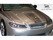 1998-2002 Honda Accord 2DR Duraflex Spyder 2 Hood 101958