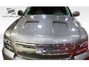 2007-2012 Chevrolet Tahoe Suburban Avalanche Duraflex Hot Wheels Hood 103381