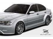 1999-2005 BMW 3 Series E46 4DR Duraflex I-Design Wide Body Side Skirts 106512