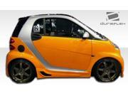 2008-2012 Smart ForTwo Duraflex FX Side Skirts 105668