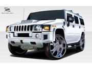 2003-2009 Hummer H2 Duraflex BR-N Kit 107961