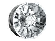 Pro Comp Xtreme Alloy SERIES 6 6001 8X170 CHRM 6001-7970-1