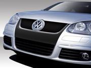 2005-2010 Volkswagen Jetta GLI 2006-2009 GTI Duraflex CR-C Grille - 1 Piece