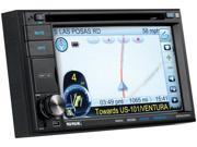 """Soundstorm 6.2"""" DDin Receiver Navigation Bluetoothremote DD620NV"""