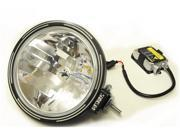 "8.75"" off road 4.3K HID fog lamps with cover"