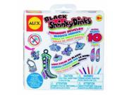 Black Shrinky Dinks Midnight Jewelry