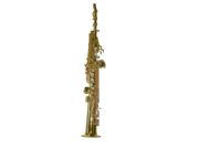 Merano B Flat Gold Soprano Saxophone with Case