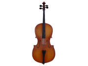 Merano MC100 1/16 Size Student Cello with Carrying Bag and Bow