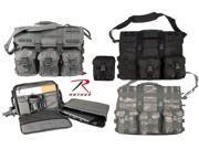 Rothco Molle Tactical Computer / Briefcase - Black