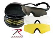 Rothco Fire Tec Interchangeable Sport Glass System