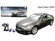 1:10 Scale R/C BMW 645 High Performance Remote Controlled Licensed Car