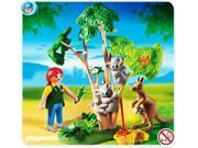 Playmobil Zoo 4854 Koala Tree with Kangaroo