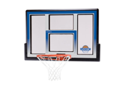 "Lifetime World Class 73621 Basketball Board and Rim with 48"" Shatterguard Board"