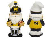 "Michigan Wolverines Garden Gnome 11"" Thematic - Second String"