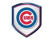 Chicago Cubs Shield Style Reflector