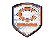 Chicago Bears Shield Style Reflector