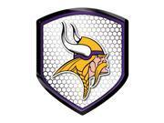 Minnesota Vikings Shield Style Reflector