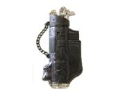 Black & Silver Golf Bag Blow Torch Refillable Versatile Lighter in Gift Box