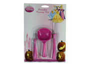 3-Piece Disney Princess Halloween Pumpkin Carving Set with Designs