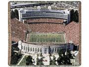 "University of Nebraska Memorial Stadium Tapestry Throw Blanket 50"" x 60"""