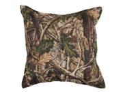 """Set of 2 Nature's Camouflage Decorative Tapestry Throw Pillows 17"""""""