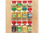 Spice Rack/Clips