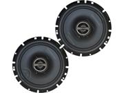 "Alpine SPS-610 6-½"" 2-Way Car Speakers"