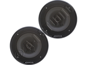 "Kenwood KFC-G1620 6-½"" 2-way Car Speakers"