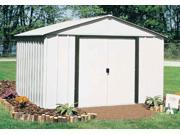 Garden Storage Shed, Arlington Galvanized Steel (10 ft. x 12 ft.)