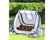 30 in. Greenhouse Seedling Tent with Carrying Bag