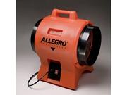 """Allegro 953912EX 12"""" Explosion Proof Industrial Plastic Blower"""
