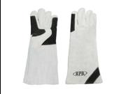 RPB Respiratory 07-701 Luxury Double Palmed Leather Blasting/Welding Gloves