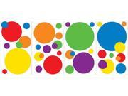Just Dots Primary Peel & Stick Wall Decals
