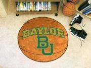 "27"" diameter Baylor University Basketball Mat"