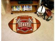 """22""""x35"""" Troy Football Rug 22""""x35"""""""