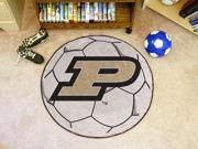 "27"" diameter Purdue University Soccer Ball"