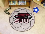 """27"""" diameter St. Joseph's University Soccer Ball"""