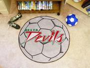 """27"""" diameter Mississippi Valley State University Soccer Ball"""