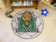 """27"""" diameter Marshall University Soccer Ball"""