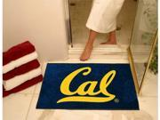"34""x45"" California - Berkeley UC, of All-Star Rugs 34""x45"""