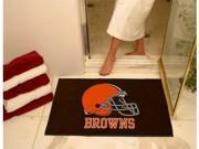 "34""x45"" Cleveland Browns All-Star Rugs 34""x45"""