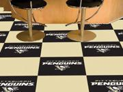 "18""x18"" tiles Pittsburgh Penguins Team Carpet Tiles"