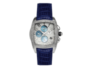 Aqua Master Men's Diamond Watch, 1.50 ctw