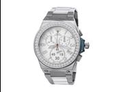 Aqua Master Men's Swiss-Made Stainless Steel Watch
