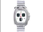 Aqua Master Men's Aqua-Diamond Watch, 1.25 ctw