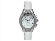 Aqua Master Men's Oval Style Diamond Watch, 1.50 ctw