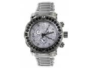 Aqua Master Bullet White Watch